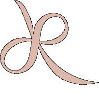 Doris Röck Innenarchitektur & Mode München - Logo square white